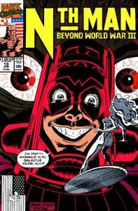 Nth Man the Ultimate Ninja #13 (1990)