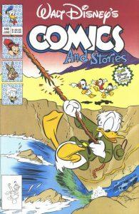 Walt Disney's Comics and Stories #548 (1990)