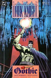 Batman: Legends of the Dark Knight #9 (1990)