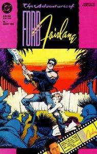 Adventures of Ford Fairlane #4 (1990)