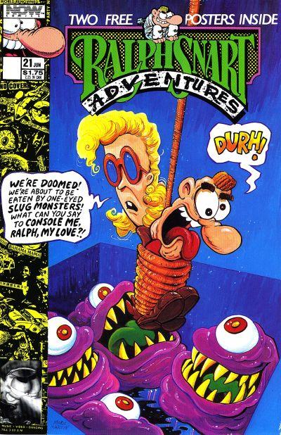 Ralph Snart Adventures #21 (1990)