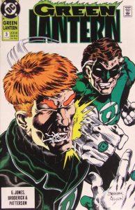 Green Lantern #3 (1990)