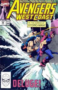 Avengers West Coast #59 (1990)