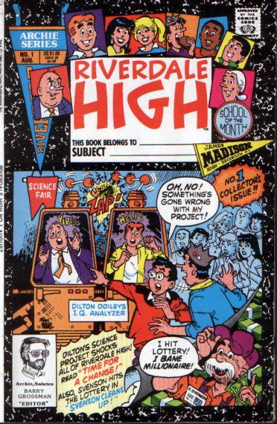 Riverdale High #1 (1990)