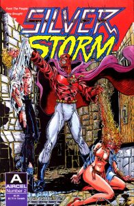 Silver Storm #2 (1990)