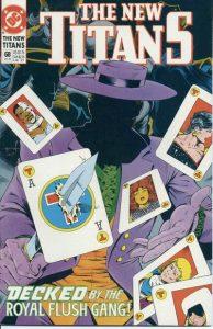 The New Titans #68 (1990)