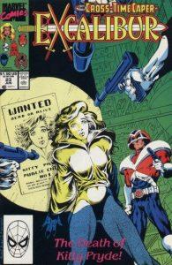 Excalibur #23 (1990)