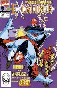 Excalibur #22 (1990)