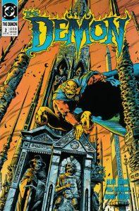 The Demon #2 (1990)