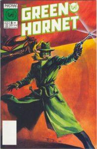 The Green Hornet #8 (1990)