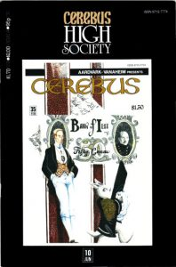 Cerebus: High Society #10 (1990)