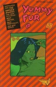 Yummy Fur #21 (1990)
