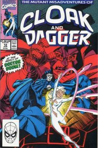The Mutant Misadventures of Cloak and Dagger #12 (1990)