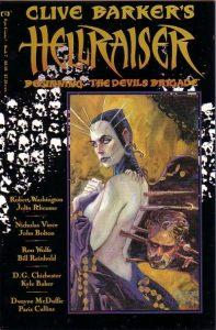 Clive Barker's Hellraiser #7 (1990)