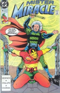 Mister Miracle #18 (1990)