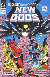 New Gods #18 (1990)