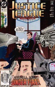 Justice League America #41 (1990)