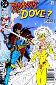 Hawk and Dove #15 (1990)