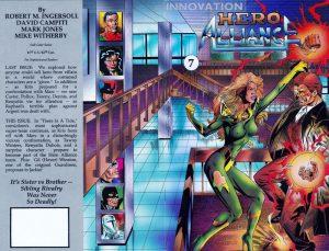 Hero Alliance #7 (1990)