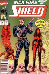 Nick Fury, Agent of S.H.I.E.L.D. #12 (1990)