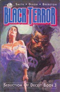 The Black Terror #3 (1990)