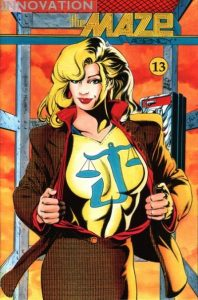 The Maze Agency #13 (1990)