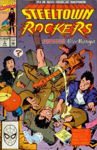 Steeltown Rockers #3 (1990)