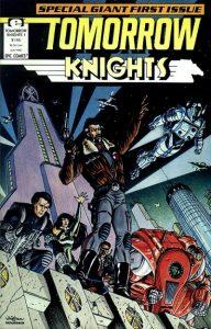 Tomorrow Knights #1 (1990)