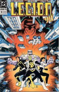 L.E.G.I.O.N. '90 #18 (1990)