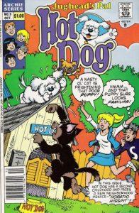 Jughead's Pal Hot Dog #5 (1990)