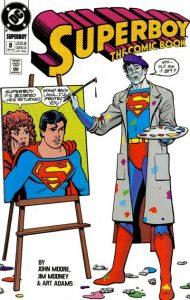 Superboy #8 (1990)