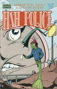 Fish Police #22 (1990)