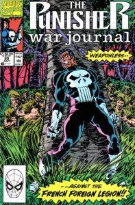 The Punisher War Journal #20 (1990)