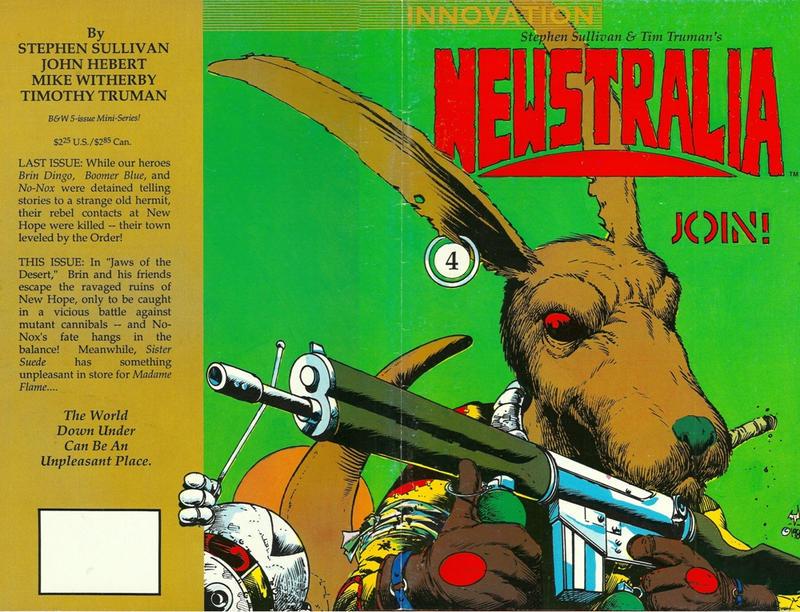 Newstralia #4 (1990)