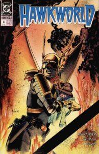 Hawkworld #4 (1990)
