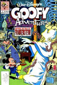 Goofy Adventures #2 (1990)