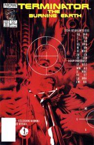 The Terminator: The Burning Earth #5 (1990)