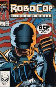 RoboCop #5 (1990)