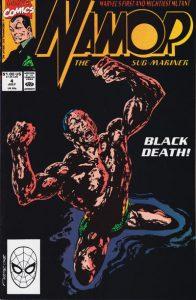 Namor, the Sub-Mariner #4 (1990)