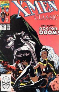 X-Men Classic #49 (1990)