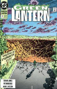 Green Lantern #4 (1990)