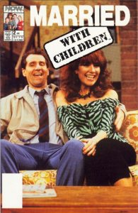 Married... With Children #2 (1990)