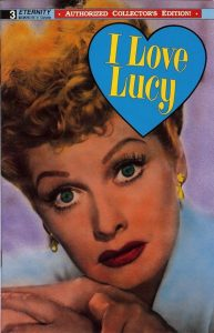 I Love Lucy #3 (1990)