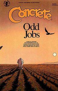 Concrete: Odd Jobs #[nn] (1990)