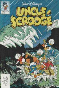 Walt Disney's Uncle Scrooge #244 (1990)