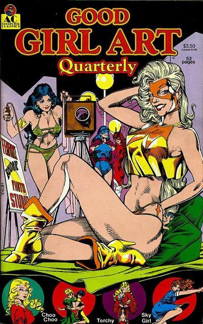 Good Girl Art Quarterly #[1] (1990)