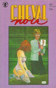 Cheval Noir #9 (1990)