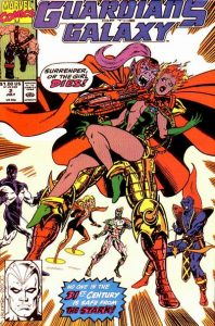 Guardians of the Galaxy #2 (1990)