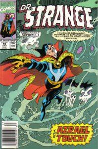 Doctor Strange, Sorcerer Supreme #19 (1990)