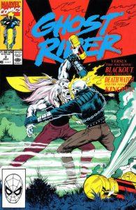 Ghost Rider #3 (1990)